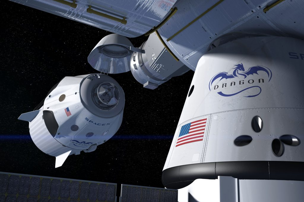 Полет к МКС с пассажирами